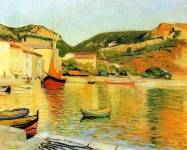 Charles Camoin - The Port of Cassis