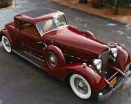 Packard Twelve Sport Coupe by Dietrich 1933