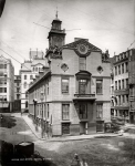 1890s. Old State House Boston
