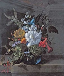 Rachel Ruysch - Still Life with Devil's Trumpet