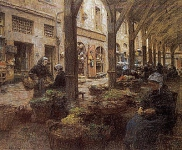 The Covered Vegetable Market