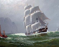The Emigrant Ship-England Farewell
