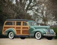 Packard 120 Deluxe Station Wagon 1941
