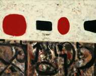 Adolph Gottlieb - Flotsam at Noon