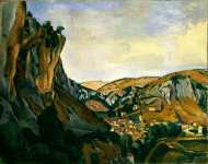 Andre Derain - Valley of the Lot at Vers