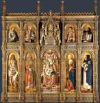 Carlo Crivelli - The Demidoff Altarpiece