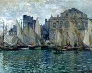 Claude-Oscar Monet - The Museum at Le Havre