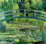 Claude-Oscar Monet - The Water-Lily Pond