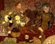Edouard Vuillard - The Earthenware Pot
