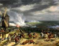 Emile-Jean-Horace Vernet - The Battle of Valmy