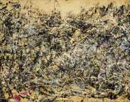 Jackson Pollock - Number A,