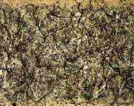 Jackson Pollock - One Number ,