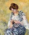 Louis Valtat - Woman with Grapes