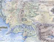 Interactive Map of Beleriand