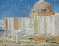 The Great Mosque of Kairouan at Lebanon (Sotheby)
