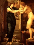 TheGodheadFiresPygmalion (Burne-Jones)