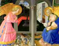 Zanobi Strozzi - The Annunciation