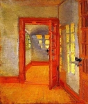 Anna Ancher - Interior