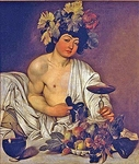 The adolescent Bacchus