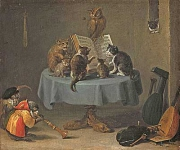 The Cat Concerto