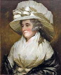 Sire Henry Raeburn Sarah, his wife, daughter of John