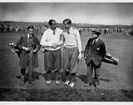 Bobby Jones vs. Walter Hagen