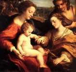 The Mystic Marriage of St. Catherine 2