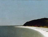 Eaton's Neck, Long Island in New York