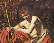 Saint John the Baptist in the Wildern