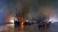 Battle of New Orleans, 25th April to 1st May 1862