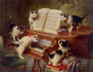 The Kittens Recital