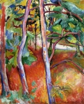 Emile-Othon Friesz - Trees Autumn