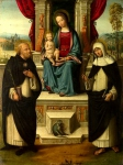 Garofalo - The Virgin and Child with Saints
