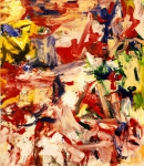 Willem de Kooning - Untitled XIX